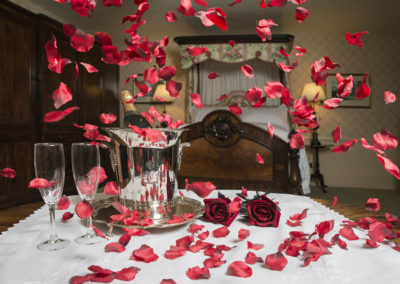 Bridal Suite / Master Bedroom - Roses In The Air