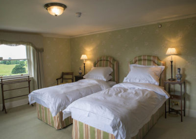 Offley Room - Twin Beds