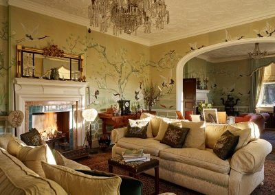 Drawing room sofas
